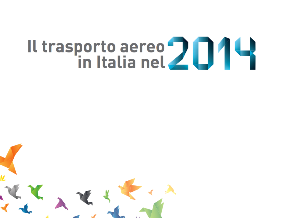Il trasporto aereo in Italia