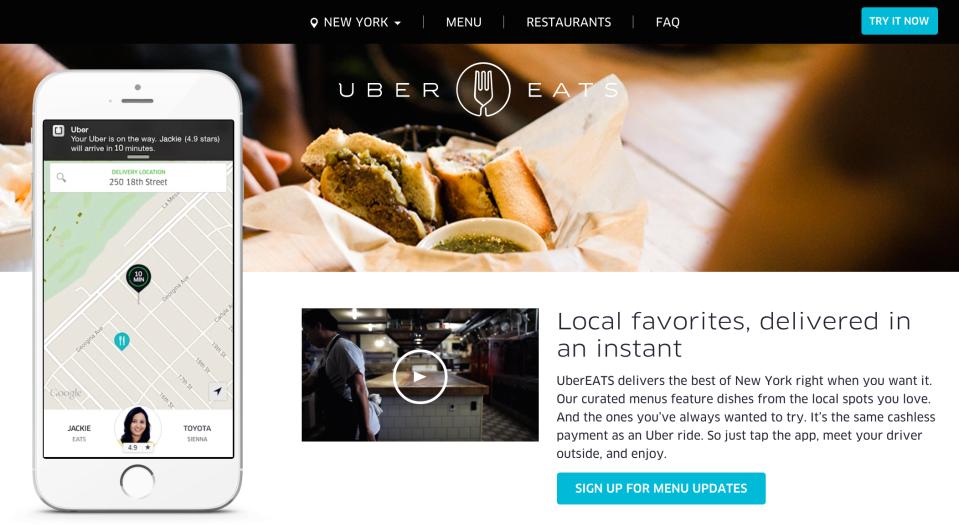 sito web uber